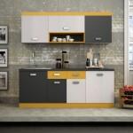 Tủ bếp chữ I là một giải pháp tuyệt vời cho phòng bếp nhỏ